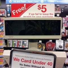 Photo taken at Walgreens by Mark G. on 11/23/2011
