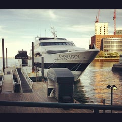 Photo taken at Odyssey Cruises by Laura C. on 5/17/2012
