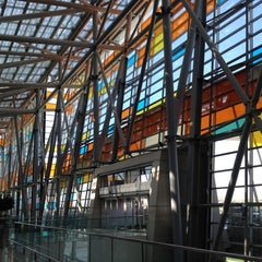 Photo taken at Zvartnots International Airport | Զվարթնոց Միջազգային Օդանավակայան (EVN) by Гор on 8/23/2012