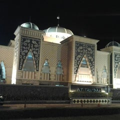 Photo taken at Masjid At-Taubah by SIIAP P. on 4/12/2012