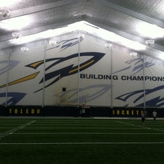 Photo taken at Fetterman Training Center - UToledo by Brian J. on 9/13/2011