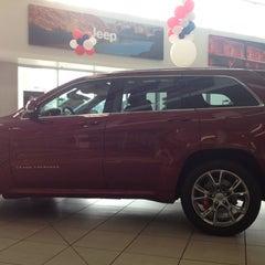 Photo taken at Fair Oaks Chrysler Jeep Dodge by Brandon W. on 6/22/2012