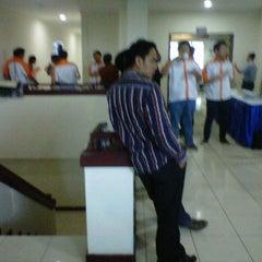 Photo taken at Asuransi Jasa Indonesia (Jasindo) by Kemas F. on 11/3/2011