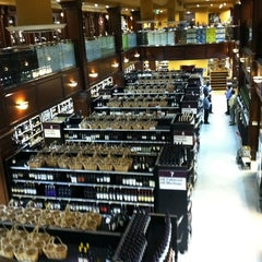 Photo taken at Wine Library by David on 10/3/2011