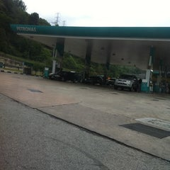 Photo taken at PETRONAS Station by Cc on 4/6/2011