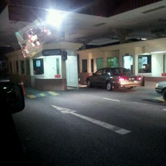 Photo taken at Sg. Tujuh Checkpoint (Brunei) by Sim a. on 1/19/2012