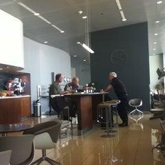 Photo taken at Lufthansa Business Lounge by KHS on 8/2/2011