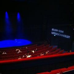 Photo taken at Stadsschouwburg Utrecht by Tina on 1/20/2012