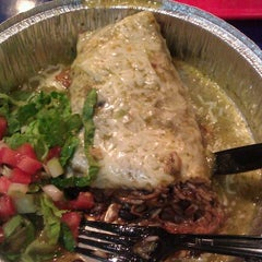 Photo taken at Cafe Rio Mexican Grill by Chad L. on 10/21/2011