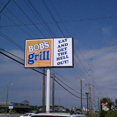Photo taken at Bob's Grill by Michael B. on 3/22/2011