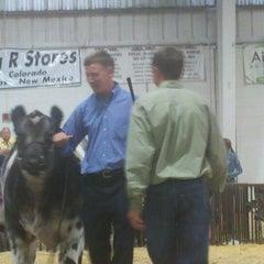 Photo taken at Colorado State Fairgrounds by Joe K. on 8/27/2011