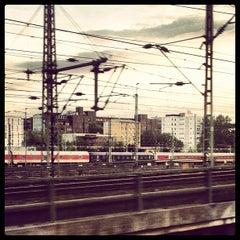 Photo taken at S Hackerbrücke by Furukama on 5/2/2012