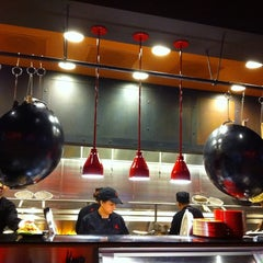 Photo taken at Pei Wei by Nora S. on 10/12/2011