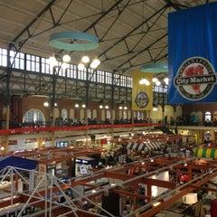 Photo taken at City Market by Patrick F. on 3/8/2012