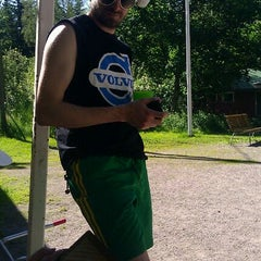 Photo taken at Luukin leirikeskus by Elle J. on 6/22/2012