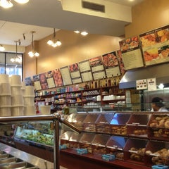 Photo taken at Tribeca Bagels by Raj S. on 12/28/2011