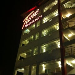 Photo taken at Tune Hotels by Ejad S. on 7/5/2012