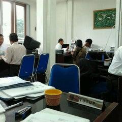 Photo taken at Bag. Marketing Kanca BRI P. Siantar by Nurul S. on 9/21/2011