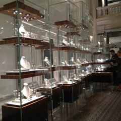 Photo taken at Tiffany & Co. by Brenda A. on 2/11/2012