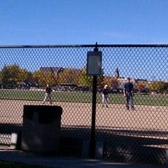 Photo taken at Falcon Park by Elizabeth C. on 10/23/2011
