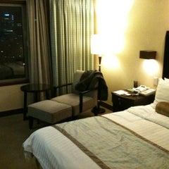 Photo taken at Ramada Seoul Hotel by EuiJong J. on 11/26/2011