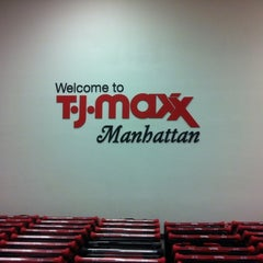 Photo taken at T.J. Maxx by Bruno E. on 4/18/2012