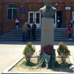 Photo taken at #8 Pushkin School by iRuli👻 on 4/23/2012
