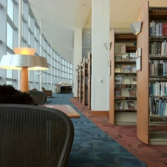 Photo taken at Indianapolis Marion County Public Library - Central Branch (IMCPL Central) by LaRon C. on 2/22/2012