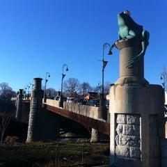 Photo taken at The Frog Bridge by Ben W. on 12/2/2011