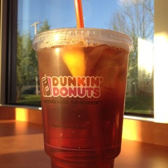 Photo taken at Dunkin Donuts by Dave K. on 4/20/2012