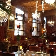 Photo taken at CAV Restaurant by Joshua S. on 11/26/2011