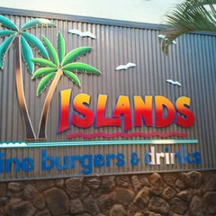 Photo taken at Islands Restaurant by Joey K. on 5/2/2012