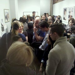 Photo taken at Jen Bekman Gallery by Todd F. on 1/6/2012