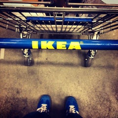 Photo taken at IKEA by Heiko H. on 7/28/2012