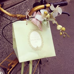 Photo taken at Ladurée by Francesca S. on 8/29/2012