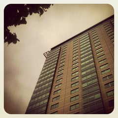 Photo taken at Boston University Student Village Two by David G. on 5/21/2012