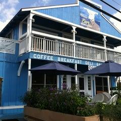 Photo taken at Art Cafe Hemingway by Deedee M. on 3/25/2012
