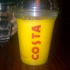 Photo taken at Costa Coffee by Owain L. on 8/1/2012