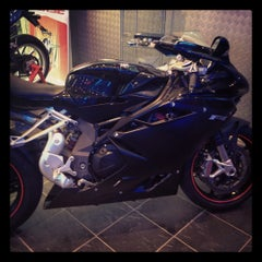 Photo taken at MV Agusta ShowRoom by Ignominious N. on 4/5/2012