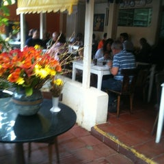 Photo taken at Restaurante do Ney by Pedro Ivo B. on 3/18/2012