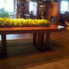 Photo taken at Grand Hyatt Seoul by Helen Seohyun K. on 8/25/2012