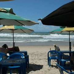 Photo taken at Barraca Vira Verão by Gregorio C. on 5/16/2012