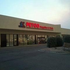 Photo taken at Petco by Stacy T. on 3/27/2012