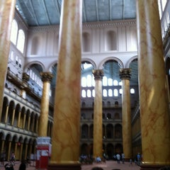 Photo taken at National Building Museum by Angelo C. on 8/5/2012