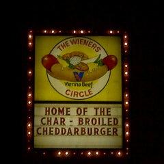 Photo taken at The Wiener's Circle by Kenyata W., R. on 7/17/2012