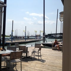 Photo taken at Pier 121 Marina by Nathan V. on 4/29/2012