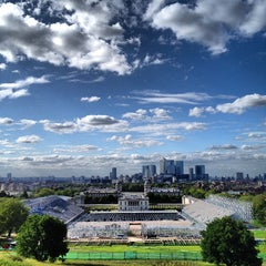 Photo taken at Greenwich Park by Dmitry M. on 6/9/2012