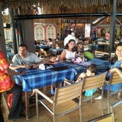 Photo taken at Brittos Bar & Restaurant by Nitin K. on 3/26/2012