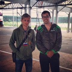 Das Foto wurde bei Образовательный Шатёр von Andrew C. am 8/1/2012 aufgenommen