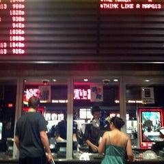Photo taken at Harkins Theatres SanTan Village 16 by Tatum on 4/29/2012